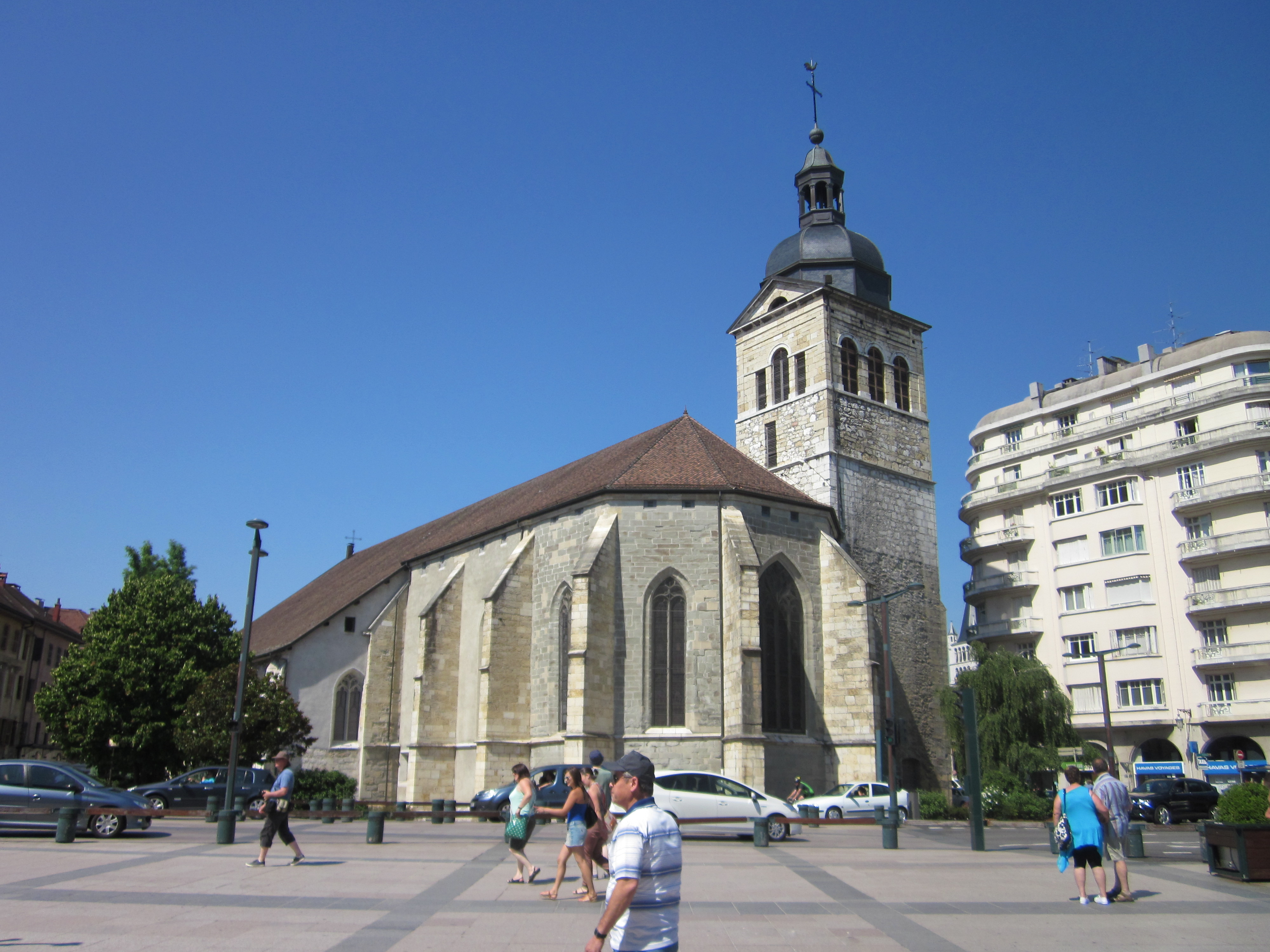 church of Saint -Maurice